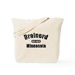 Brainerd Established 1873 Tote Bag