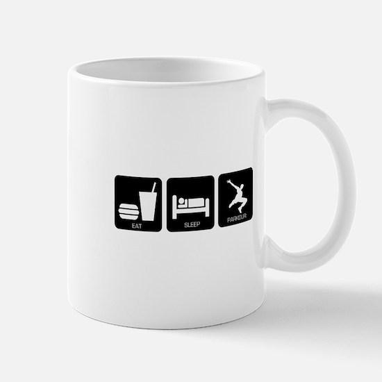 Unique Parkour Mug