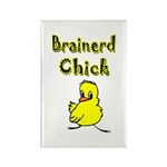 Brainerd Chick Rectangle Magnet (100 pack)
