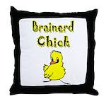 Brainerd Chick Throw Pillow