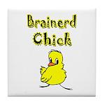 Brainerd Chick Tile Coaster