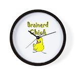 Brainerd Chick Wall Clock