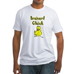 Brainerd Chick Fitted T-Shirt