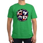 MOBILE MINE ASSEMBLY GROUP Men's Fitted T-Shirt (d