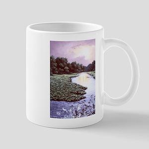 Wekiva River At Sunset Mug