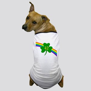 42nd Shamrock Dog T-Shirt