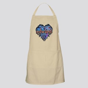 Edward Tattoo Heart Apron