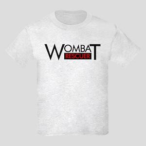Wombat Rescuer II Kids Light T-Shirt