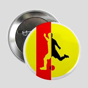 "Modern Soccer For Her 2.25"" Button"