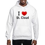 I Love St. Cloud Hooded Sweatshirt