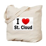 I Love St. Cloud Tote Bag