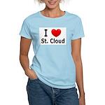 I Love St. Cloud Women's Light T-Shirt