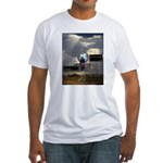 Alexzandria Memorial Fitted T-Shirt