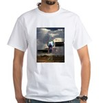 Alexzandria Memorial White T-Shirt