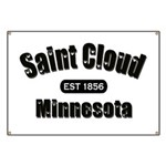 Saint Cloud Established 1856 Banner