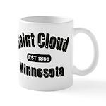 Saint Cloud Established 1856 Mug