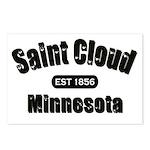 Saint Cloud Established 1856 Postcards (Package of