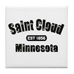 Saint Cloud Established 1856 Tile Coaster