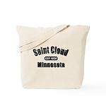 Saint Cloud Established 1856 Tote Bag