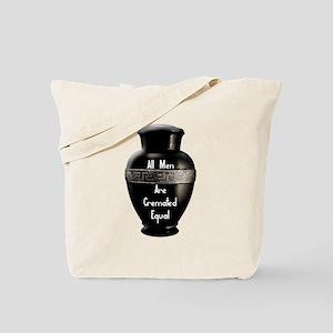 Cremated Tote Bag