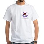 Ultrapimplistic White T-Shirt