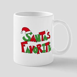 Santa's Favorite Mug