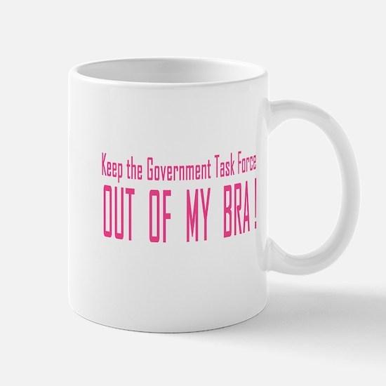 Keep The Government Task Force Out Mug