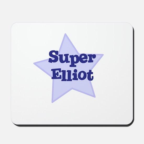 Super Elliot Mousepad