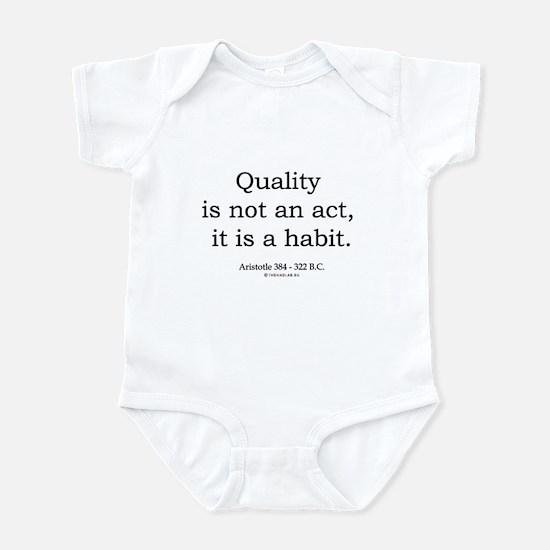 Aristotle 3 Infant Bodysuit