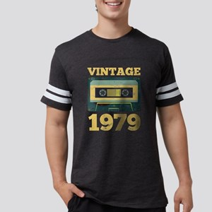 Vintage 1979 Retro Birth Year Birthday Gif T-Shirt