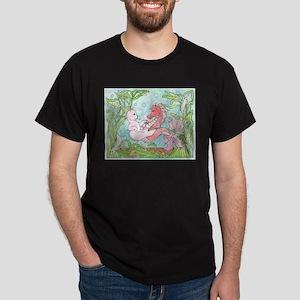 Underwater Dance Dark T-Shirt