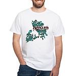 {CREATE White T-Shirt