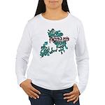 {CREATE Women's Long Sleeve T-Shirt