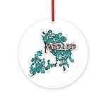{CREATE Ornament (Round)