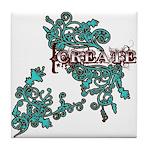{CREATE Tile Coaster