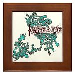 {CREATE Framed Tile