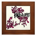 {CRAFT Framed Tile