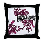 {CRAFT Throw Pillow