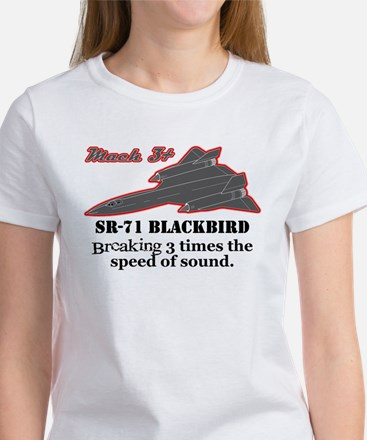SR-71 Blackbird Women's T-Shirt
