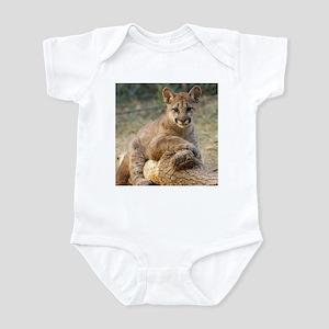 Cougar Cub 4 Infant Creeper