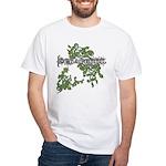 {SCRAPBOOK White T-Shirt