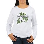 {SCRAPBOOK Women's Long Sleeve T-Shirt