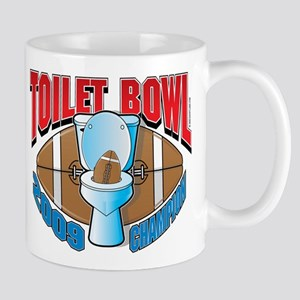 2009 Fantasy Football Toilet Mug