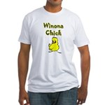 Winona Chick Fitted T-Shirt