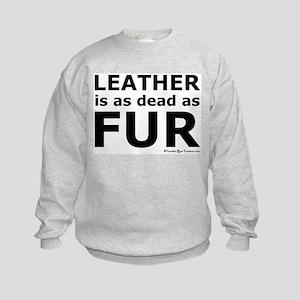 Leather = Dead Kids Sweatshirt