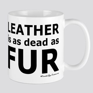 Leather = Dead Mug