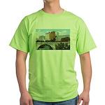 1920's Pillsbury Mills Green T-Shirt