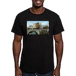 1920's Pillsbury Mills Men's Fitted T-Shirt (dark)