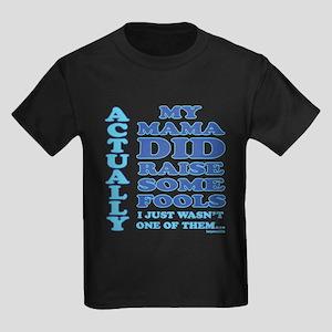 No Fool Kids Dark T-Shirt