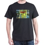 1940's City of Lakes and Parks Dark T-Shirt
